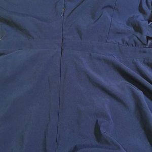 Dresses - Pretty blue spaghetti string dress with zipper
